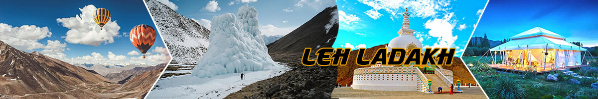 Leh Ladakh Tour Packages From Chennai